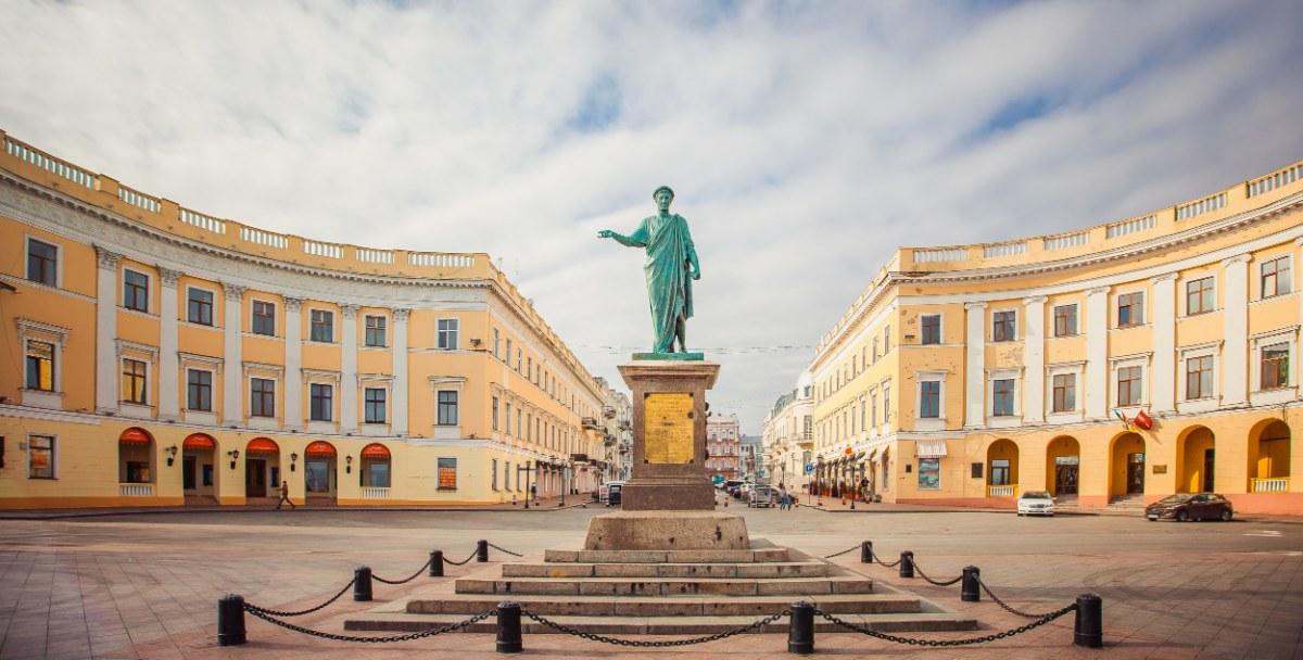 شارع بريمورسكي، السياحة في اوكرانيا