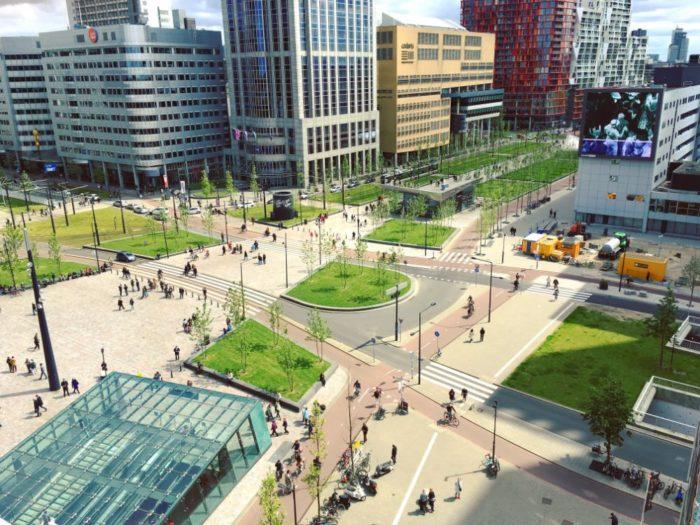 صور روتردام، صور سفر، أفضل المعالم السياحية في روتردام، محطة روتردام