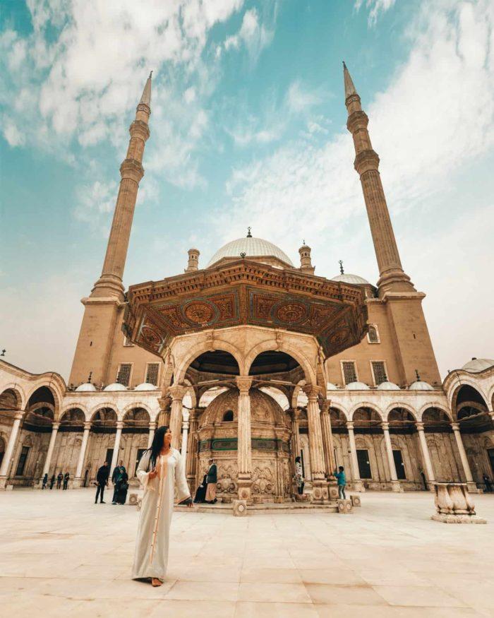 صور سفر، المعالم السياحية في مصر مسجد الأزهر، القاهرة