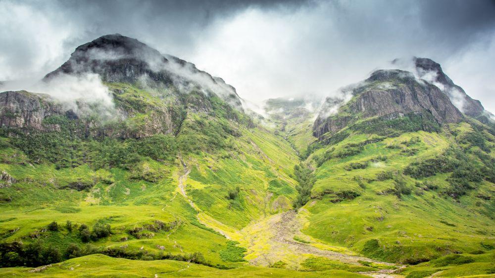قرية كلينجو، اسكتلندا