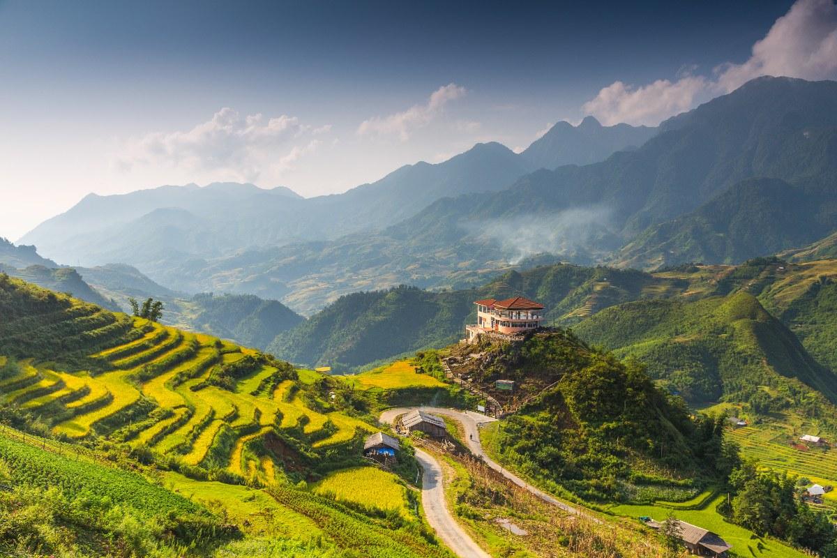 وادي مونج هوا، سابا ، صور فيتنام